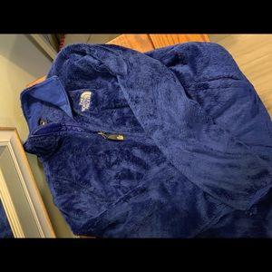 Blue North Face Fleece MEDIUM